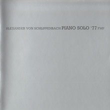 Piano Solo '77 (Reissued 2009)