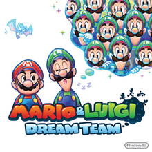 Mario & Luigi: Dream Team CD2