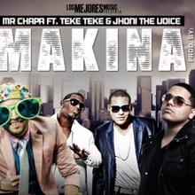 Makina (with Mr Chapa & Jhoni The Voice) (CDS)