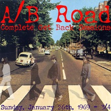 A/B Road (The Nagra Reels) (January 26, 1969) CD59