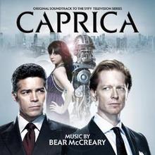 Caprica CD2