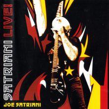 Satriani Live! CD2
