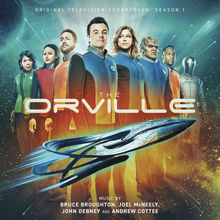 The Orville CD2