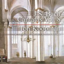 J.S.Bach - Complete Cantatas - Vol.08 CD1