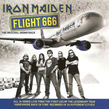 Flight 666 the Original Soundtrack (Live) CD1