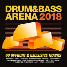 Drum & Bass Arena 2018 CD3