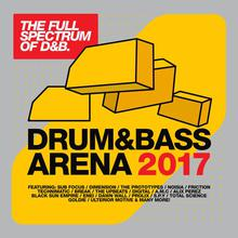 Drum & Bassarena 2017 CD1
