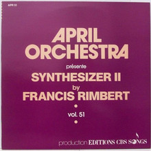 Synthesizer II (Vinyl)