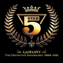 Luxury-The Definitive Anthology 1984-1991 CD9