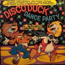 Disco Duck Dance Party