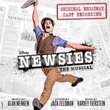 Newsies (Original Broadway Cast Recording) (With John Dossett, Ben Fankhauser, Jeremy Jordan & Jack Feldman)