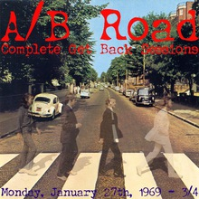 A/B Road (The Nagra Reels) (January 27, 1969) CD64
