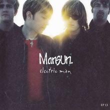 Electric Man (EP)