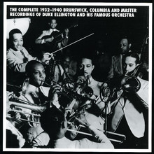 1932-1940 Brunswick, Columbia And Master Recordings Of Duke Ellington And His Famous Orchestra CD4