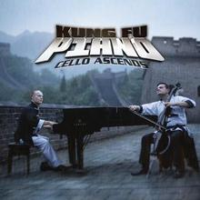 Kung Fu Piano: Cello Ascends (CDS)