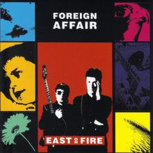 East On Fire