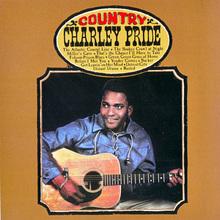 Country Charley Pride (Vinyl)