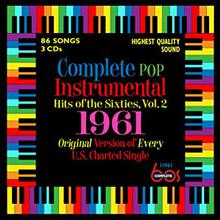 Complete Pop Instrumental Hits Of The Sixties, Vol. 2: 1961 CD2