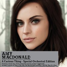 A Curious Thing (Special Orchestral Edition) CD1