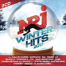 Nrj Winter Hits 2017 CD1