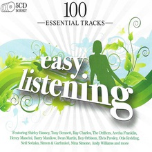 100 Essential Tracks: Easy Listening CD1