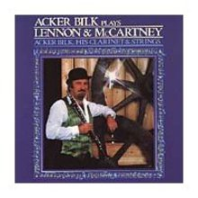 Acker Bilk Plays Lennon & Mccartney