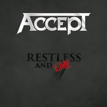 Restless And Live CD2