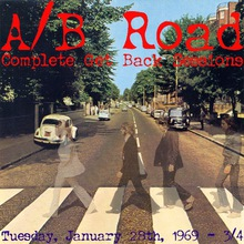 A/B Road (The Nagra Reels) (January 28, 1969) CD70