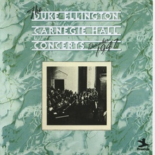 The Duke Ellington Carnegie Hall Concerts, December, 1947 (Reissued 1991) CD1