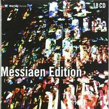 Messiaen Edition: Preludes CD1