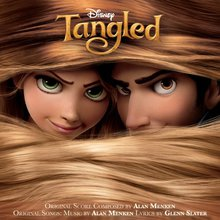 Disney's Tangled Soundtrack