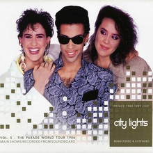 City Lights Vol. 5 (Remastered And Extended) (With The Revolution) CD1