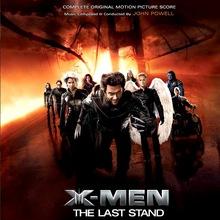 X-Men: The Last Stand (Complete Score) CD2