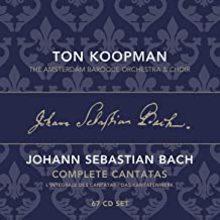 J.S.Bach - Complete Cantatas - Vol.01 CD1