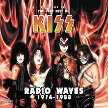 Radio Waves 1974-1988 - The Very Best Of Kiss CD1