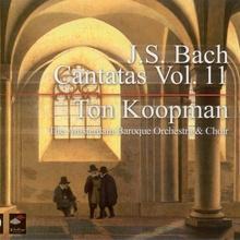 J.S.Bach - Complete Cantatas - Vol.11 CD3