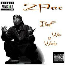 Beef War And Words (Bootleg)