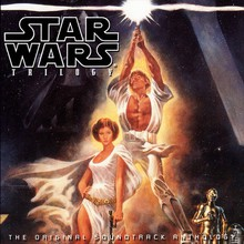 Star Wars Trilogy CD3