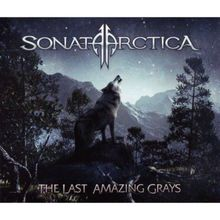 The Last Amazing Grays (CDS)