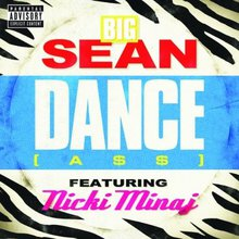 Dance (A$$) (feat. Nicki Minaj) (CDS)