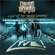 Last Of The Street Survivors Farewell Tour Lyve! CD1