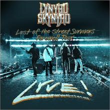 Last Of The Street Survivors Farewell Tour Lyve! CD2