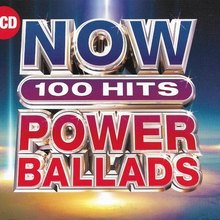 Now 100 Hits Power Ballads CD4