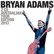 Australian Tour Edition 2013 CD1
