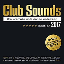Club Sounds - Best Of 2017 CD3