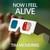 Now I Feel Alive (CDS)