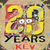 20 Years Of Kev CD1