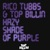 Hazy Shade Of Purple (With Rico Tubbs) (CDS)