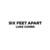 Six Feet Apart (CDS)