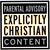 Explicitly Christian